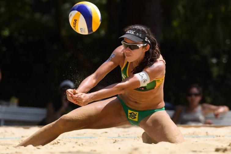 beachvolley brazil