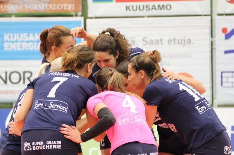 Volley Charleroi 2