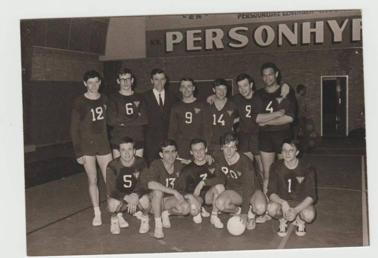 équipe A.SU.B 1969