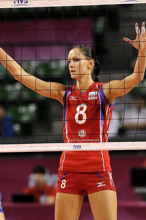 Natalia Obmochaeva dans toute sa splendeur