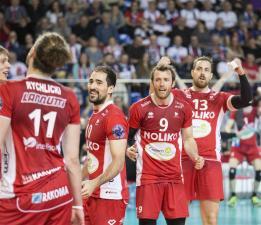 Noliko en Pologne Champions League 12