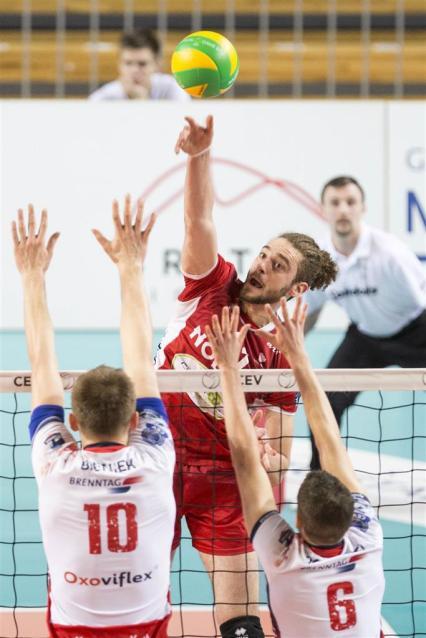 Noliko en Pologne Champions League 7