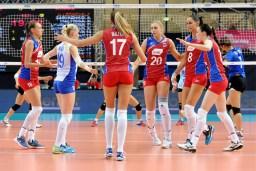 Russie girls