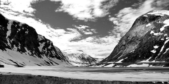 superbe photo de vallée
