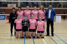 Charleroi Volley - Barcelone 2