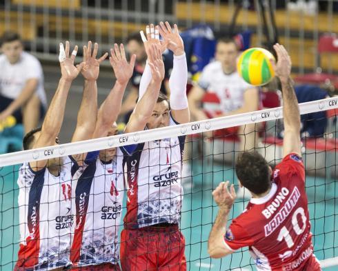 Noliko en Pologne Champions League 6