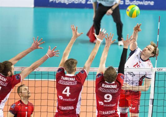 Noliko en Pologne Champions League 8