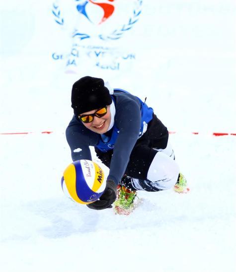 snow volley 3