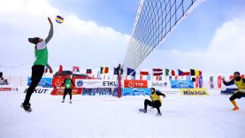 snow volley 4