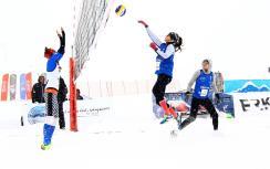 snow volley 7