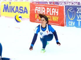 snow volley 8