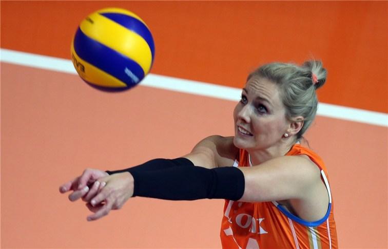 Dutch Laura Dijkema xx