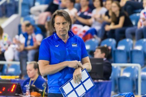 estonian coach
