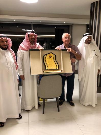 Graça en Arabie Saoudite