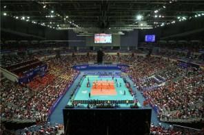 Chine - Brésil VNL 2018 6