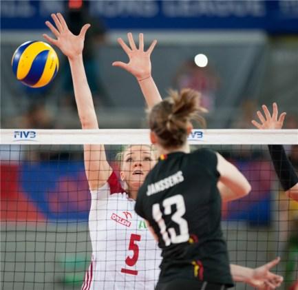Pologne - Belgium 10