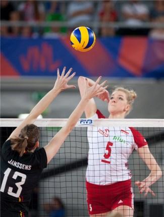 Pologne - Belgium 9