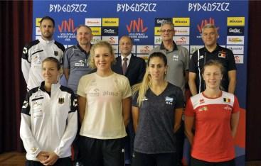 Pologne VNL 2018
