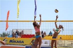 sarah et Lisa Antalya 2ème place 2