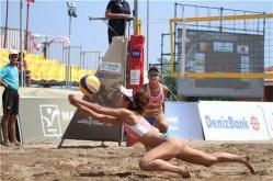 sarah et Lisa Antalya 2ème place 7