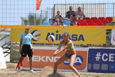 sarah et Lisa Antalya 2ème place 9