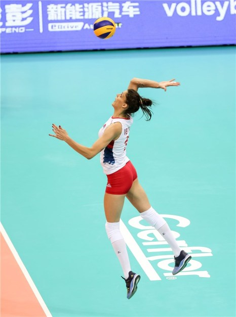 USA - Serbie BNL 2018 6
