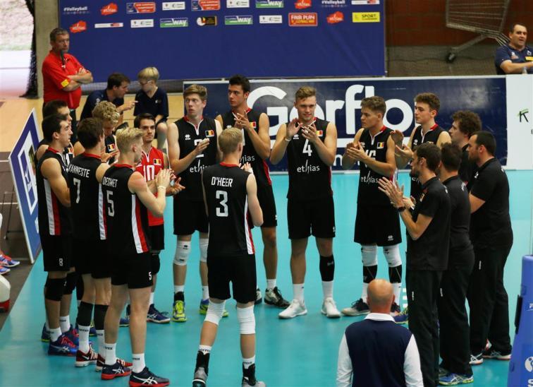 Belgique - Russie U20 2018 2