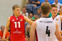 Belgique wevza 2018 U18 8