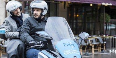 taxis en moto