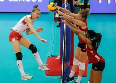 Turquie - USA VNL 2018 1