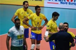 VNL 2018 Brésil - USA 2
