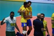 VNL 2018 Brésil - USA 3