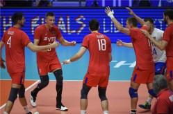 VNL 2018 Russie- Brésil 10