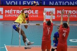 VNL 2018 Russie- Brésil 6