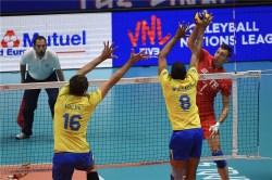 VNL 2018 Russie- Brésil 9