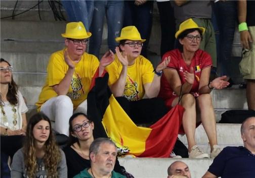 Belgique - Italie Eboli 2018 27