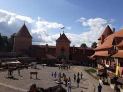 À Château de Trakai x2018