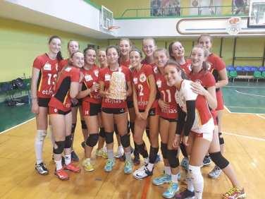 équipe aif Kaunas 2018 2