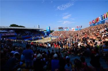 Finale féminine Vienne 2018