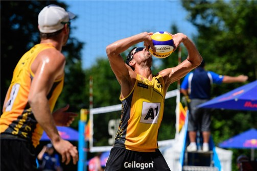 beachvolley Klangenfurt passe