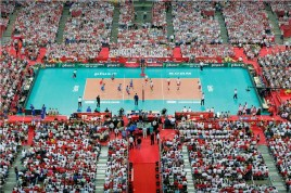 Championnats du Monde Varsovie