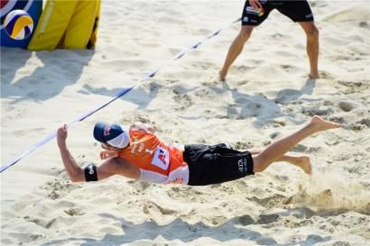 Beachvolley King of the Court 1