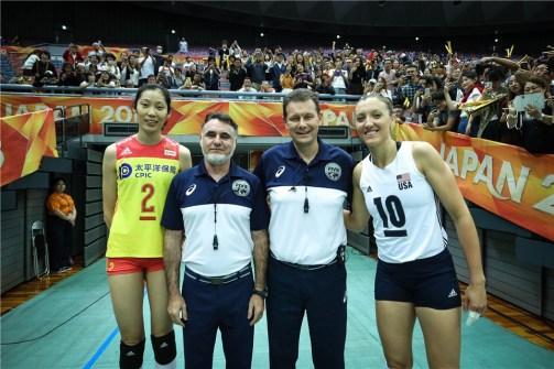 Chine - USA WC 2018 24
