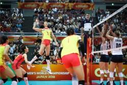 Chine - USA WC 2018 7
