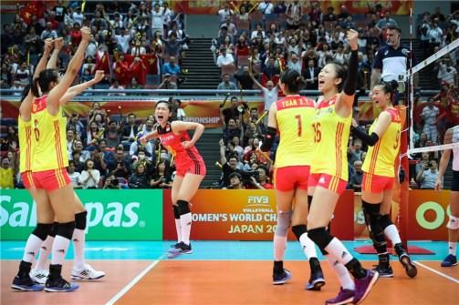 Chine - USA WC 2018 8
