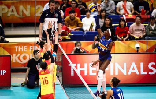 Italie - Chine WC 2018 1