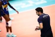 Italie - Serbie WC 2018 19