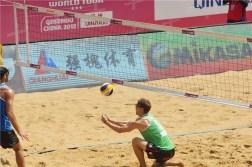 Qinzhou 2018 Dries et Tom 3ème place 3