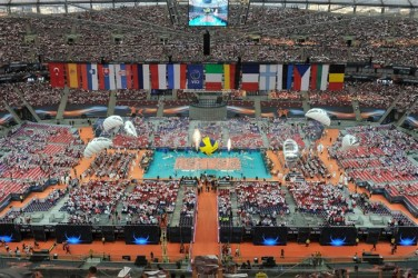 eurovolley x