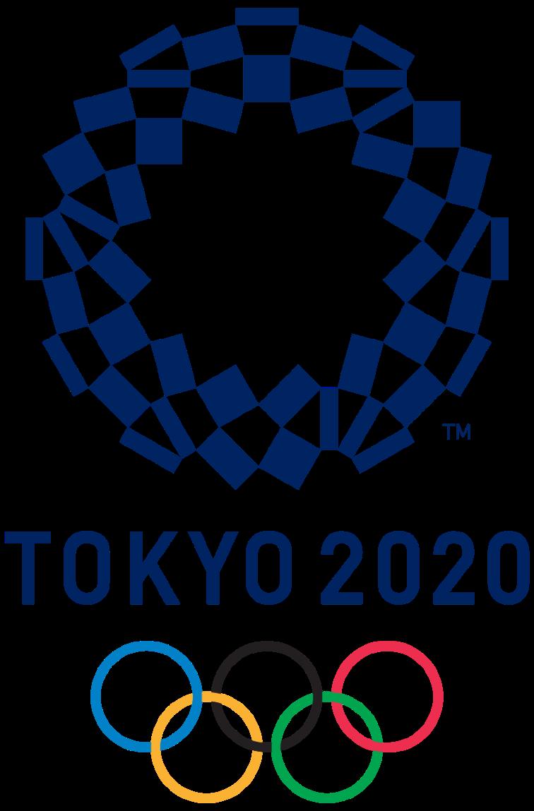 logo des jeux de tokyo 2020